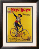 Cycles News Howe Framed Giclee Print by  PAL (Jean de Paleologue)