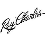 Ray Charles Wallstickers