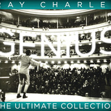 Ray Charles - Genius the Ultimate Collection Wall Decal