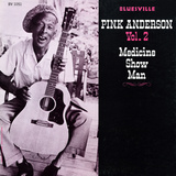 Pink Anderson - Medicine Show Man, Vol. 2 Wall Decal