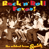 Rock 'N' Roll Fever! the Wildest from Specialty Wallstickers
