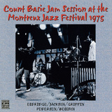 Count Basie - Count Basie Jam Session at the Montreux Jazz Festival 1975 Wall Decal