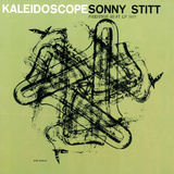 Sonny Stitt - Kaleidoscope Wall Decal