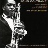 John Coltrane - Bye Bye Blackbird Wall Decal