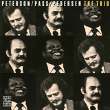 Oscar Peterson, Joe Pass, Niels-Henning Orsted Pedersen - The Trio Autocollant mural