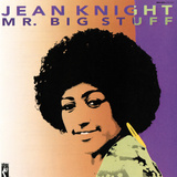 Jean Knight - Mr. Big Stuff Mode (wallstickers)