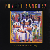 Poncho Sanchez - Afro-Cuban Fantasy Wall Decal