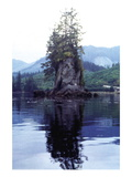 Hobart Bay, Alaska Wall Decal by John Bortniak