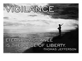 Vigilance Wall Decal