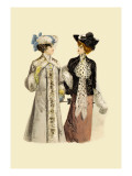 Ladies Chatting Wall Decal