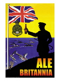 Ale Britannia Wall Decal