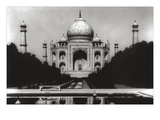 The Taj Mahal Wall Decal