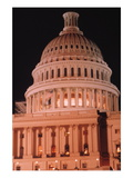 Dome of the U.S. Capitol Building Wall Decal by Sean Linehan