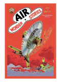 Air Wonder Stories Wall Decal
