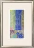Pastel Filigree I Posters by Ricki Mountain