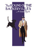 The Hound of the Baskervilles II Wall Decal