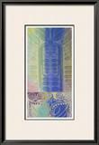 Pastel Filigree I Poster by Ricki Mountain