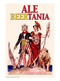 Ale Beertania Wall Decal