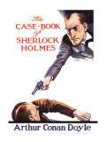 Case-Book of Sherlock Holmes Wall Decal