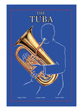 The Tuba Wall Decal