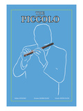 The Piccolo Wall Decal