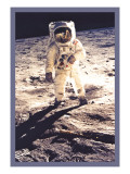 Apollo 11: Man on the Moon Wall Decal