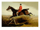 On the Hunt Wall Decal by Samuel Sidney