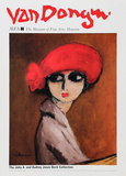 The Corn Poppy Psters por Kees van Dongen