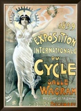 Exposition du Cycle, c.1899 Framed Giclee Print by  PAL (Jean de Paleologue)