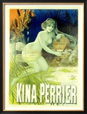 Kina Perrier Framed Giclee Print by  PAL (Jean de Paleologue)