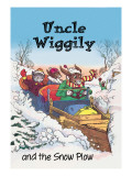 Uncle Wiggily and Friends: The Snow Plow Wall Decal