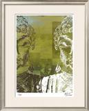 Reflections of Buddha I Limited Edition Framed Print by M.J. Lew