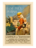 Lest They Perish Wall Decal by Wladyslaw Benda