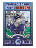 Time to Score,Composer,Composition,Ppppp in the Red Zone Wall Decal by Richard Kelly