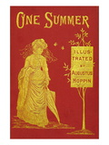 One Summer Wall Decal by Augustus Hoppin