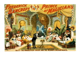 Frederick Bancroft, Prince of Magicians Wall Decal