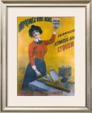 Imprimez Vous Meme Framed Giclee Print by  PAL (Jean de Paleologue)