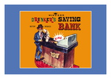Drinker Savings Bank Wall Decal