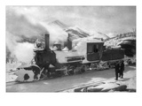 S.S.F. Railroads, Snow Removal Wall Decal by Elbert Mcgran Jackson