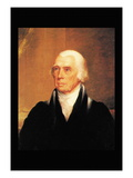 James Madison Wall Decal by Chester Harding