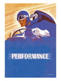 Performance Wall Decal