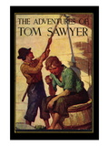The Adventures of Tom Sawyer Wall Decal