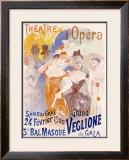 Theatre de l'Opera Framed Giclee Print by  PAL (Jean de Paleologue)