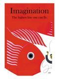 Fantasi, på engelsk Wallstickers