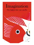 Imagination Wall Decal