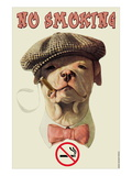 No Smoking Wall Decal