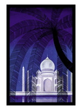 In Agra Wall Decal by Frank Mcintosh