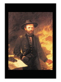 Ulysses Simpson Grant Wall Decal