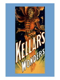 Kellar's Wonders Wall Decal