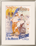 Theatre de l'Opera Framed Giclee Print by  PAL (Jean de Paleologue)